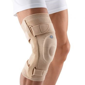 Bauerfeind 11041304010603 GenuTrain S Knee Support Nature Size Right 3