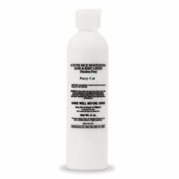 Pussy Cat Grade A Scented Body Lotion (8 oz Bottle)