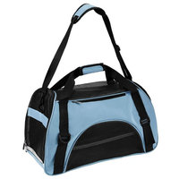 Oxford Airline Approved Pet Cat Puppy Dog Comfort Carrier Travel Tote Bag