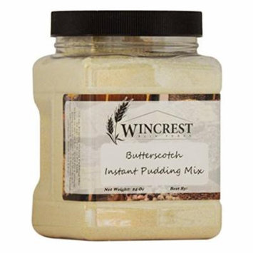Butterscotch Instant Pudding Mix - 1.5 Lb Container