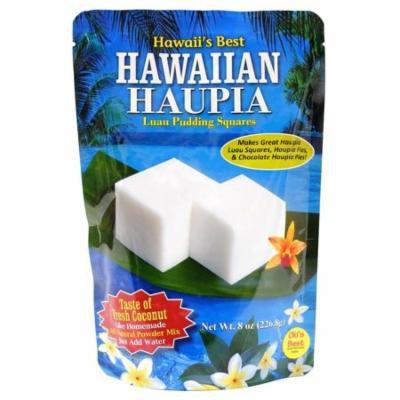 Kauai Tropical Syrup Hawaiis Best Haupia, 8 oz