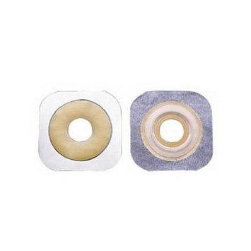 CenterPointLock 2-Piece Precut Flat FlexWear (Standard Wear) Skin Barrier 1-1/4'' Box of 5
