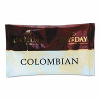 Day to Day Coffee quot;100% Pure Coffee, Colombian Blend, 1.5 oz Pack, 42 Packs/Cartonquot; Unit of measure: CT, Manufacturer Part Number: PCO23001