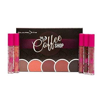 Coloured Raine The Coffee Shop Lip Paint Set