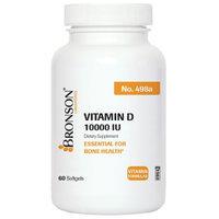 Bronson Vitamins Vitamin D 10,000 IU
