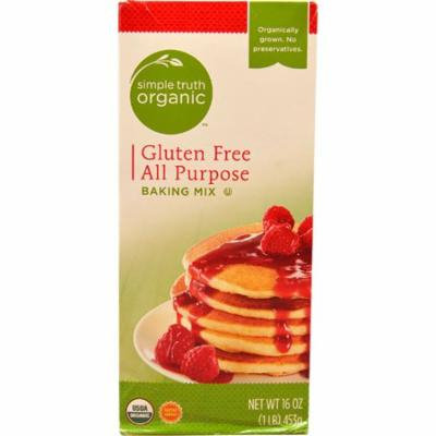 Simple Truth® Organic Gluten Free All Purpose Baking Mix -- 16 oz pack of 3