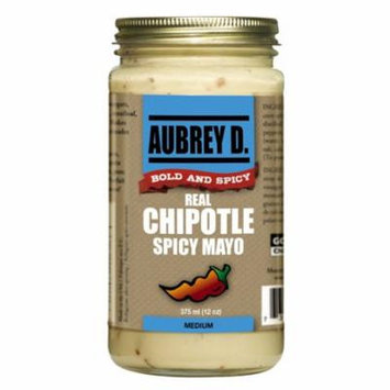 Classic Rich Low Fat Spicy Mayo by Aubrey D with a Unique Smoky Tinge of Chipotle to Add a Spicy Zing, a Flavor so Creamy, Taste Buds Will Sing