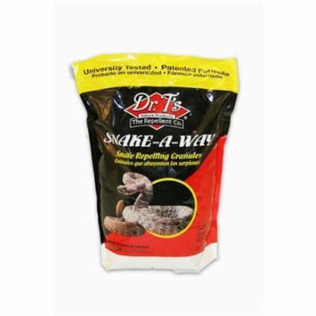 New No.DT364B Dr. T's Nature Products Snake - A - Way Snake Repelling Granules