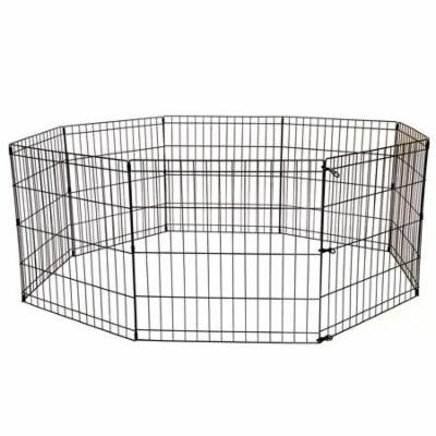 BestPet 8-Panel Tall Dog Playpen Crate Fence Pet Kennel Play Pen Exercise Cag...