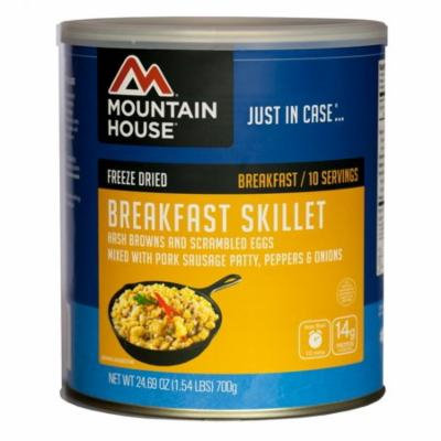 Mountain House - (6 Pack) Breakfast Skillet - #10 Can