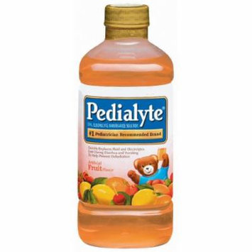 Pediatric Oral Supplement Pedialyte Fruit 1000 mL Bottle Ready to Use
