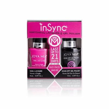 JOYA MIA® InSync® JMI-115 Perfect matching gel and nail polish Duo Set