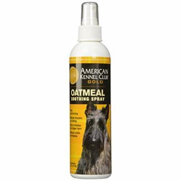 AMERICAN KENNEL CLUB GOLD Oatmeal Grooming Spray for Dogs
