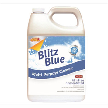 BlitzBlue - All Purpose Cleaner Degreaser 1:128 - Case of 4 Gallons