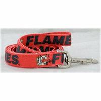Calgary Flames NHL Medium 6 ft. Dog/Pet Lead Leash