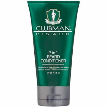 3 Pack - Clubman Pinaud 2-in-1 Beard Conditioner 3 oz