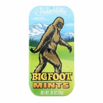 Bigfoot Novelty Breath Mints