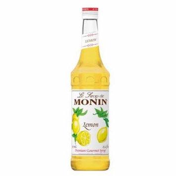 Monin Lemon Syrup 750 Ml Bottle