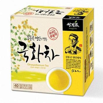 Ssanggye Chrysanthemum Tea 0.5g X 40 Tea Bags