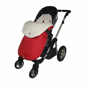 Jolly Jumper Warm SNUGGLE BAG for Baby's Stroller Red