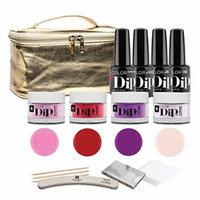 Red Carpet Manicure Color Dip Powder Starter Kit + Purple, Red, & Pink Colors