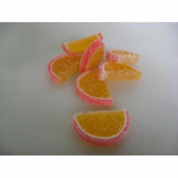 Cavalier Candies Fruit Slices Apricot Peach flavor jelly candy 5 pounds