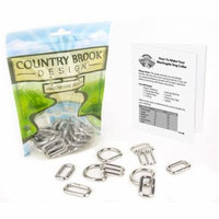 Country Brook Design® 1 Inch Martingale Dog Collar Kit