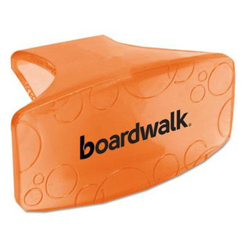Eco-Fresh Bowl Clip, Mango Scent, Orange, 12/Box, Sold as 1 Box, 12 Each per Box