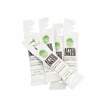 After Inked Tattoo Moisturizer & Aftercare Lotion Pillow - 7ML (5 Packs)