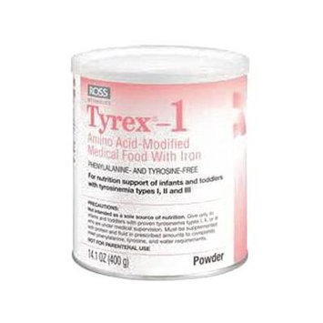 Tyrex 1 Amino Acid-Modified Infant Formula with Iron 14.1 oz. Can