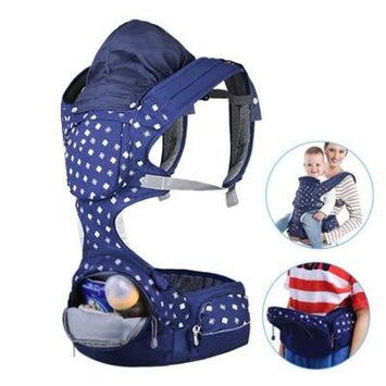 Versatility Soft Baby Carrier Backpack with Hip Seat