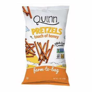 Quinn Foods Quinn Pretzels, 7 oz