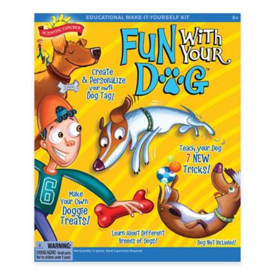 Scientific Explorer Fun with Your Dog Kit