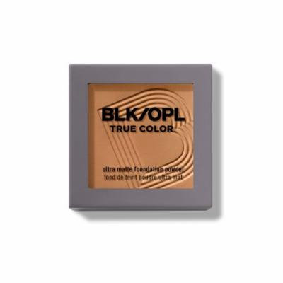 Black Opal True Color Ultra Matte Foundation Pressed Powder, Medium Dark