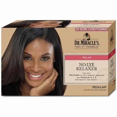 6 Pack - Dr. No Lye Regular Relaxer Kit 1 ea