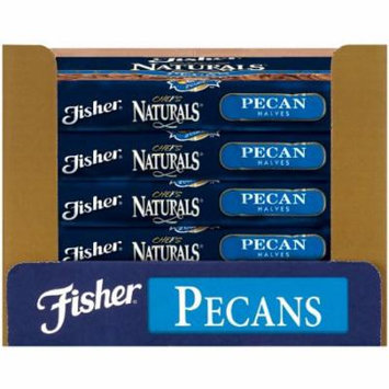 Fisher Pecans, Halves, Fancy, Large, 5-Pound Packages