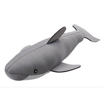 Ethical Products Inc Ethical Dog - Water Buddy Shark- Grey 7 Inch