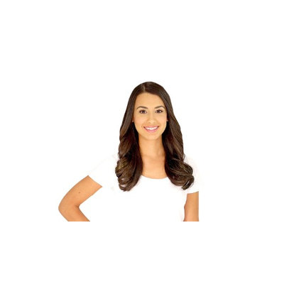 As Seen on TV Secret Extensions Double Volume, Medium Brown, 16 inches / 70g of Hair