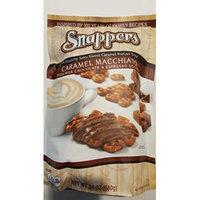 SNappers Caramel Macchiato With Milk Chocolate & Espresso Salt
