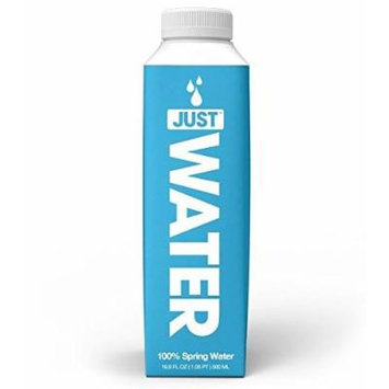 Just Water, 16.9 Oz (Pack of 6)