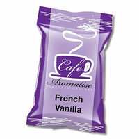 Copper Moon French Vanilla Coffee, Portion Packs, 1.75 Ounces, 24 Count