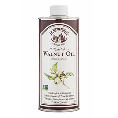 La Tourangelle, Roasted Walnut Oil, 25.4 Fluid Ounce