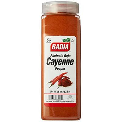 Badia Pepper Red - Ground (Cayenne) 16 oz Pack of 2