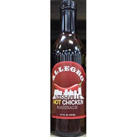 Allegro Nashville Hot Chicken Marinade 12.7 oz (Pack of 3)