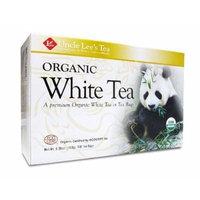 Uncle Lee's Tea - Organic White Tea, premium organic White Tea in Tea Bags 100ct (Pack of 2) by Uncle Lee's