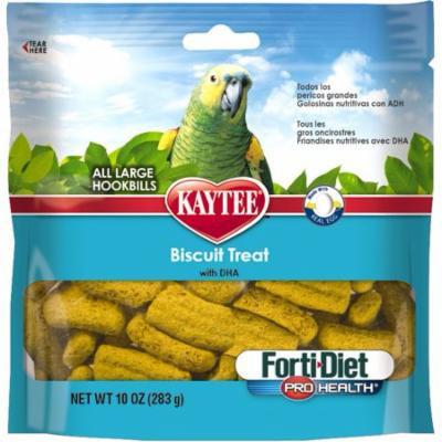 Forti-Diet Pro Health Biscuit Parrot Treat