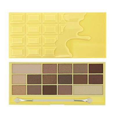 Makeup Revolution Chocolate Bar Eyeshadow Palette, Naked Chocolate
