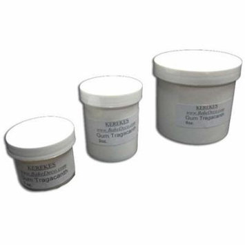 Gum Tragacanth, for Gumpaste and Pastillage - 4 Oz