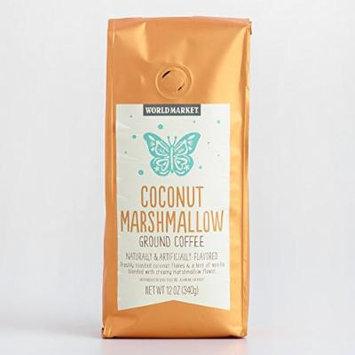 World Market Coconut Marshmallow Ground coffee