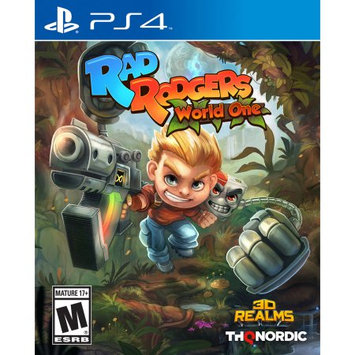 Thq Nordic Rad Rodgers Playstation 4 [PS4]